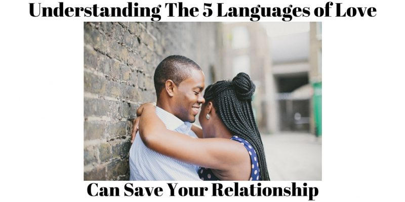 the 5 love languages for dating couples